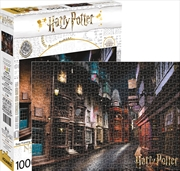 Harry Potter - Diagon Alley 1000 Piece Puzzle | Merchandise