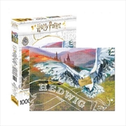 Harry Potter - Hedwig 1000 Piece Puzzle | Merchandise