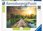 Ravensburger - Mystic Skies Nature Puzzle 1000 Pieces | Merchandise