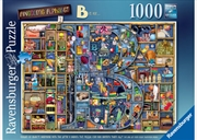 Ravensburger - Awesome Alphabet B Puzzle 1000 Pieces | Merchandise