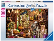 Ravensburger - Merlin's Laboratory Jigsaw Puzzle 1000 Pieces