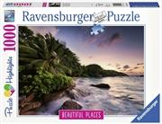 Ravensburger - Praslin Island Seychelles Puzzle 1000 Pieces | Merchandise