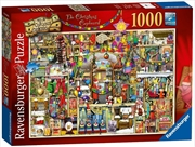 Ravensburger - Colin Thompson Christmas Cupboard Puzzle 1000 Pieces