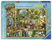Ravensburger - Colin Thompson The Gardener's Cupboard Puzzle 1000 Pieces | Merchandise