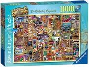 Ravensburger - Colin Thompson The Collector's Cupboard Puzzle 1000 Pieces | Merchandise