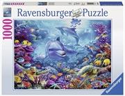 Ravensburger - Magnificent Underwater World Puzzle 1000 Piece