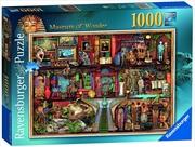 Ravensburger - Museum of Wonder Puzzle 1000 Pieces