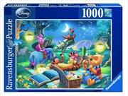 Ravensburger - Disney Winnie the Pooh Puzzle 1000 Pieces