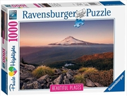 Ravensburger - Mount Hood, Oregon, USA Puzzle 1000 Pieces