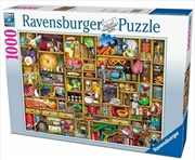 Ravensburger - Colin Thompson The Kitchen Cupboard Puzzle 1000 Pieces | Merchandise