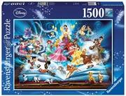 Ravensburger - Disney Magical Storybook Puzzle 1500 Pieces