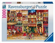 Ravensburger - Streets of France Puzzle 1000 Pieces