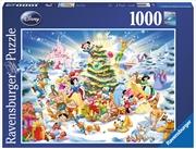 Ravensburger - Disney Christmas Eve Puzzle 1000 Pieces | Merchandise
