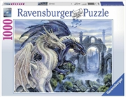 Ravensburger - Mystical Dragon Puzzle 1000 Pieces | Merchandise
