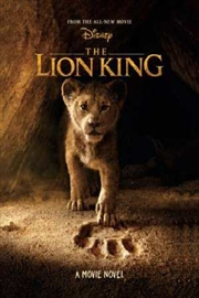 Lion King Movie Novel | Paperback Book