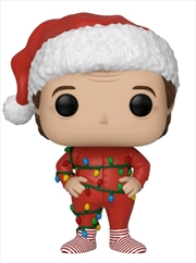 The Santa Clause - Santa with Lights Pop! Vinyl | Pop Vinyl