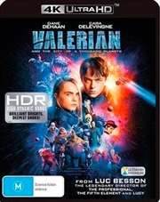 Valerian And The City Of A Thousand Planets | UHD