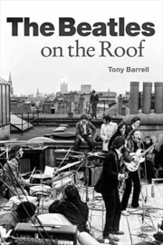 Beatles On The Roof | Paperback Book