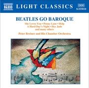 Beatles Go Baroque | CD