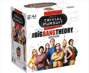 Big Bang Theory Trivial Pursuit | Merchandise