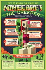 Minecraft Creepy Behaviour | Merchandise