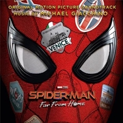 Spider-Man - Far From Home | CD