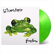 Frogstomp - Limited Edition Lime-Green Coloured Vinyl