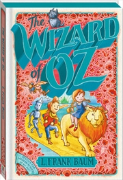 Wizard Of Oz, The | Hardback Book