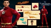 Arrow - Flash (Season 5) Deluxe 1:8 Scale Action Figure | Merchandise