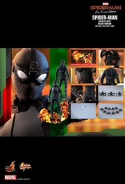 "Spider-Man: Far From Home - Stealth Suit Deluxe 12"" 1:6 Scale Action Figure 