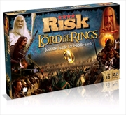 Lord Of The Rings - Risk