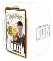 Top Trumps - Harry Potter Quiz | Merchandise