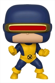 X-Men - Cyclops 1st Appearance Marvel 80th Anniversary Pop! Vinyl | Pop Vinyl