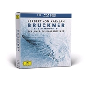 Bruckner - 9 Symphonien - Limited Edition Boxset | Blu-ray/CD