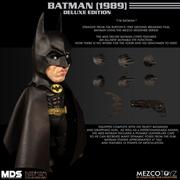 Batman - 1989 Batman Designer Figure