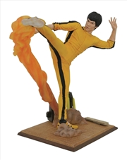 Bruce Lee - Kicking Gallery PVC Figure | Merchandise