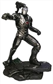 Avengers 4: Endgame - War Machine Gallery PVC Figure | Merchandise