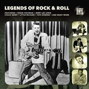 Legends Of Rock And Roll | Vinyl