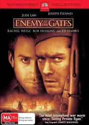 Enemy At The Gates | DVD