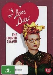 I Love Lucy - Season 4 | DVD