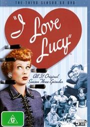 I Love Lucy - Season 3 | DVD