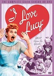 I Love Lucy - Season 6 | DVD