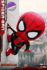 Spider-Man: Far From Home - Spider-Man Wall Crawl Cosbaby | Merchandise