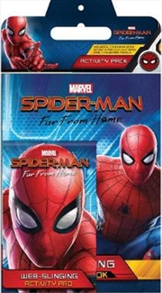 Spider-Man Far From Home Activity Pack | Paperback Book