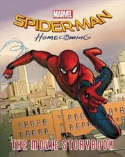 Spider-Man Homecoming - The Movie Storybook | Paperback Book