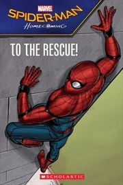 Spider-Man Homecoming - To the Rescue | Paperback Book