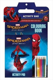Spider-Man Homecoming - Activity Pack | Paperback Book