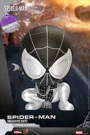 Spider-Man - Negative Suit Cosbaby