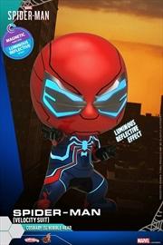 Spider-Man - Velocity Suit Cosbaby