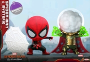 Spider-Man: Far From Home - Spider-Man & Mysterio Cosbaby Set | Merchandise